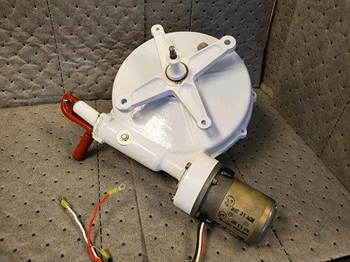 Flight Control Gearbox